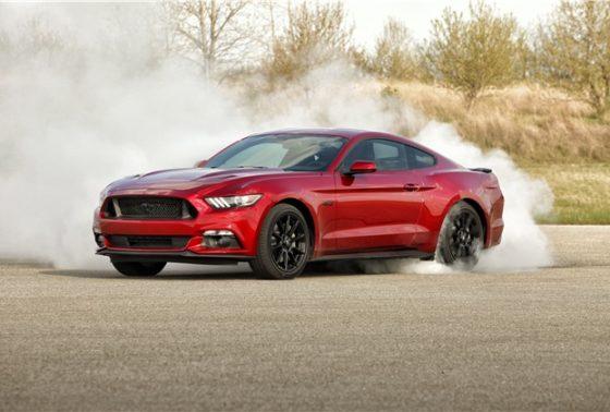 2016 Mustang