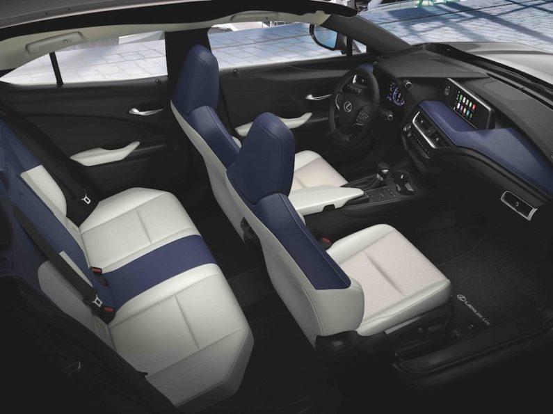 Lexus UX 200 / UX 250H 2022