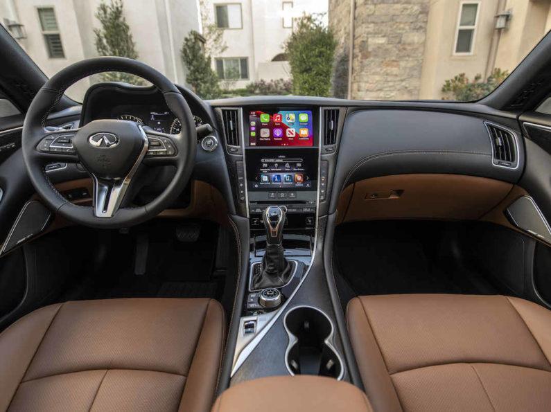 INFINITI Q50 receives AutoPacific 2021 Vehicle Satisfaction Award